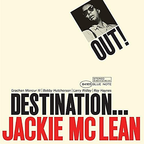 Alliance Jackie McLean - Destination Out