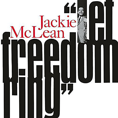 Alliance Jackie McLean - Let Freedom Ring