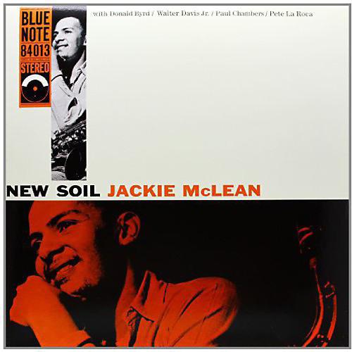 Alliance Jackie McLean - New Soil