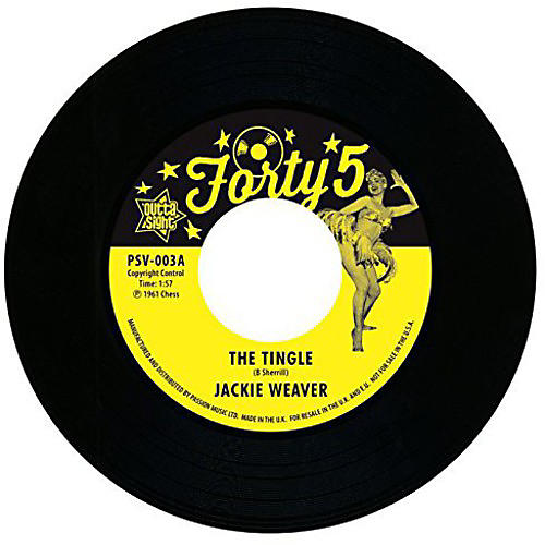 Alliance Jackie Weaver Tawny Williams - Tingle/Pretty Little Words