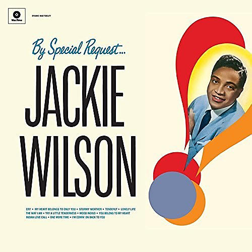Alliance Jackie Wilson - By Special Request + 2 Bonus Tracks