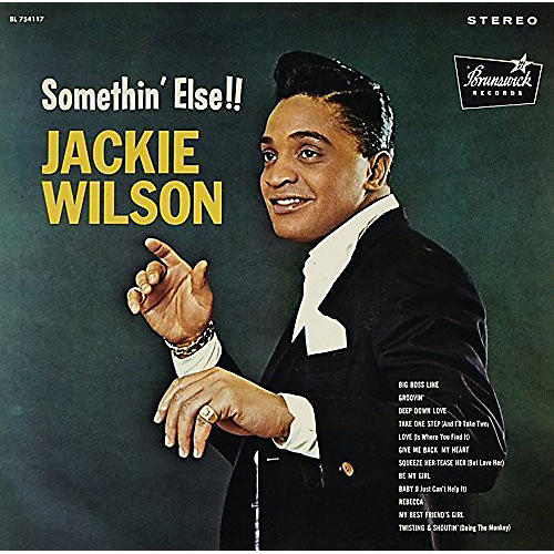 Alliance Jackie Wilson - Somethin Else