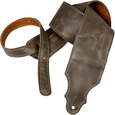 Franklin Strap Jackson Hole Aged Leather Guitar Strap