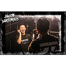Jacob Sartorious - Backstage Poster Rolled Unframed