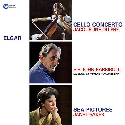Jacqueline du Pré - Cello Concerto Sea Pictures