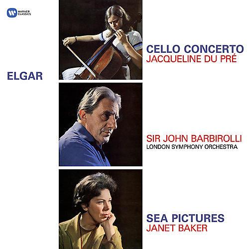 Alliance Jacqueline du Pré - Cello Concerto Sea Pictures