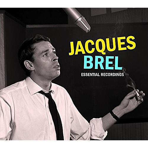 Alliance Jacques Brel - Essential Recordings 1954-1962