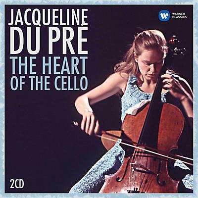 Jacquline Du Pre - The Heart Of The Cello