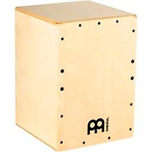 Open BoxMeinl Jam Cajon with Almond Birch Frontplate