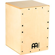 Meinl Jam Cajon with Almond Birch Frontplate