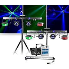 CHAUVET DJ Jam Pack Emerald with Double GigBAR 2 Lighting Package