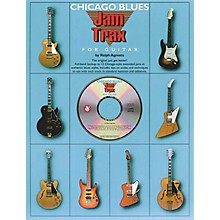 Music Sales Jam Trax: Chicago Blues Music Sales America Series Softcover with CD Written by Ralph Agresta