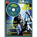Alfred Jam With Van Halen Guitar Tab Book and CD thumbnail