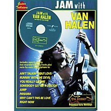 Alfred Jam With Van Halen Guitar Tab Book and CD