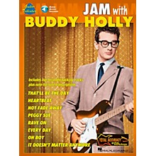 Hal Leonard Jam with Buddy Holly Book with CD