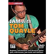 Licklibrary Jam with Tom Quayle Lick Library Series DVD Performed by Tom Quayle