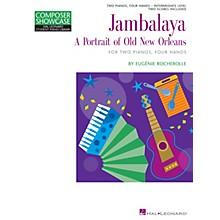Hal Leonard Jambalaya Piano Library Series Book by Eugénie Rocherolle (Level Inter)