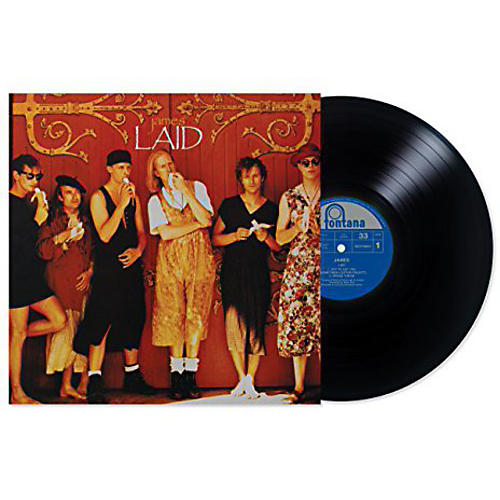 Alliance James - Laid (2LP)