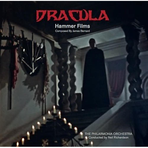 Alliance James Bernard - Music From Dracula Hammer Films
