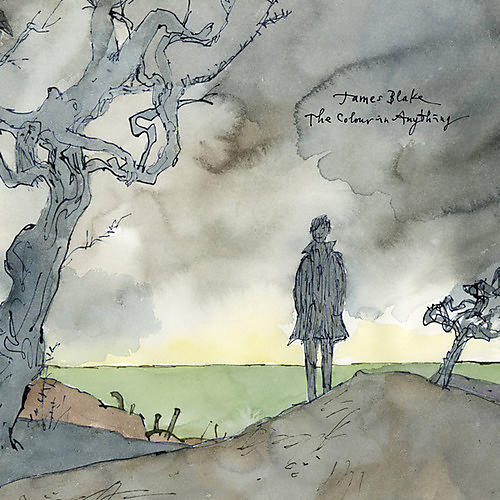 Alliance James Blake - The Colour In Anything