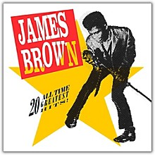 James Brown - 20 All-Time Greatest Hits Vinyl LP
