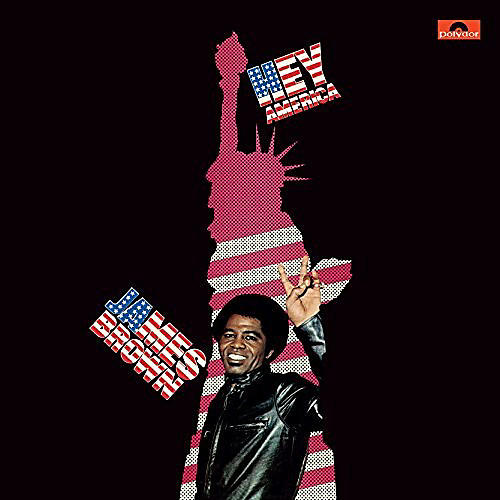 Alliance James Brown - Hey America