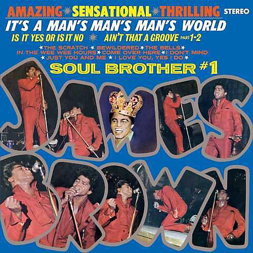 Alliance James Brown - It's A Man's Man's Man's World