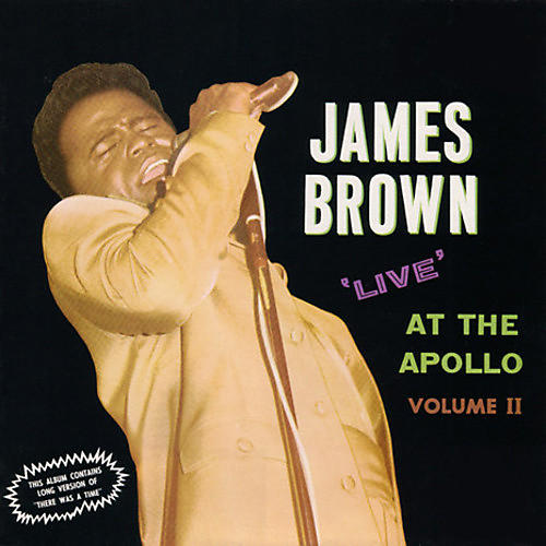 Alliance James Brown - Live at the Apollo Vol II: Deluxe Edition