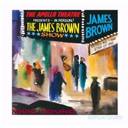 Alliance James Brown - Live at the Apollo
