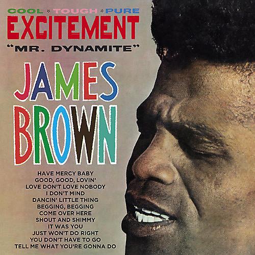 Alliance James Brown - Mr. Dynamite