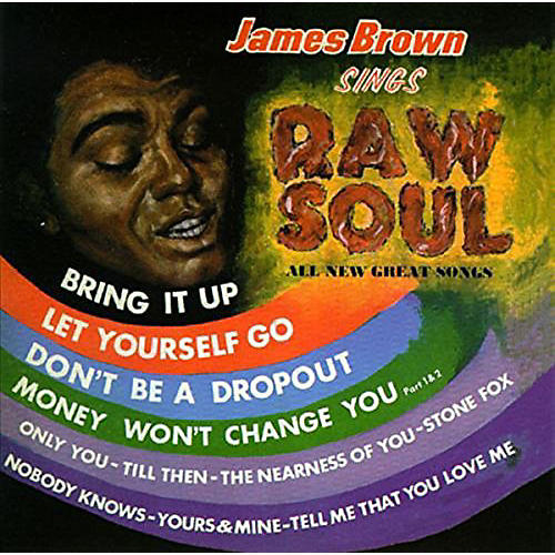 Alliance James Brown - Raw Soul