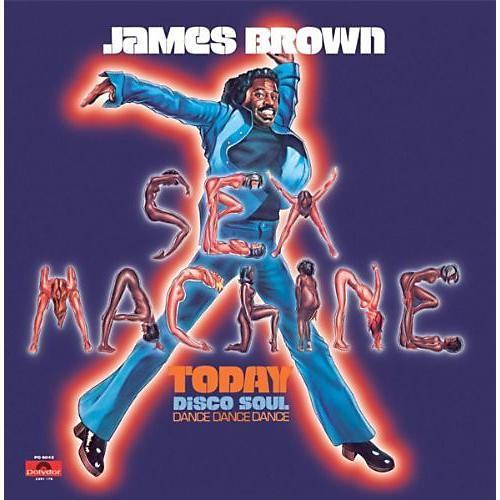 Alliance James Brown - Sex Machine Today
