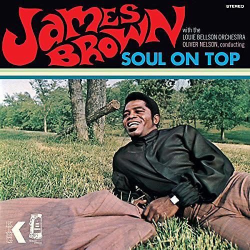 Alliance James Brown - Soul On Top