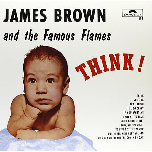 Alliance James Brown - Think!