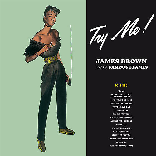 Alliance James Brown & His Famous Flames - Try Me