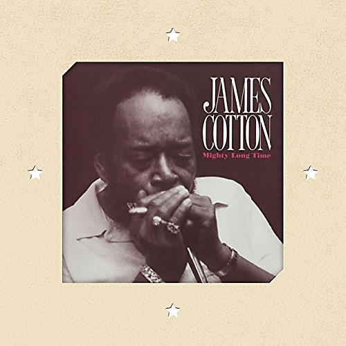 Alliance James Cotton - Mighty Long Time