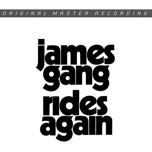 Alliance James Gang - James Gang Rides Again