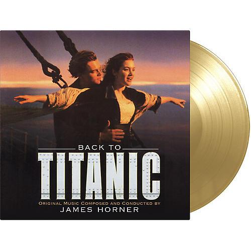 Alliance James Horner - Back To Titanic (Original Soundtrack)