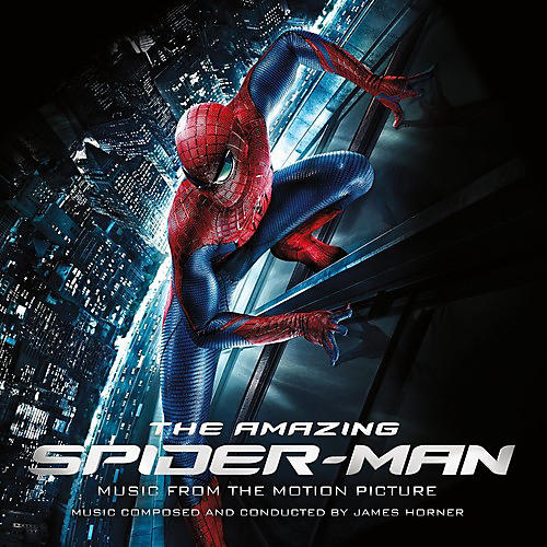 Alliance James Horner - The Amazing Spiderman: Music From The Motion Picture
