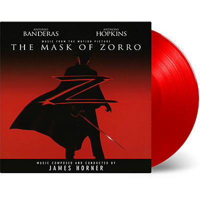 James Horner - The Mask of Zorro (Music From the Motion Picture)