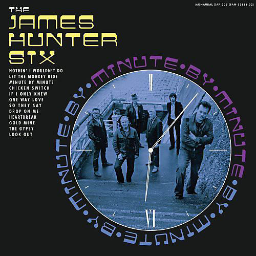 Alliance James Hunter - Minute By Minute
