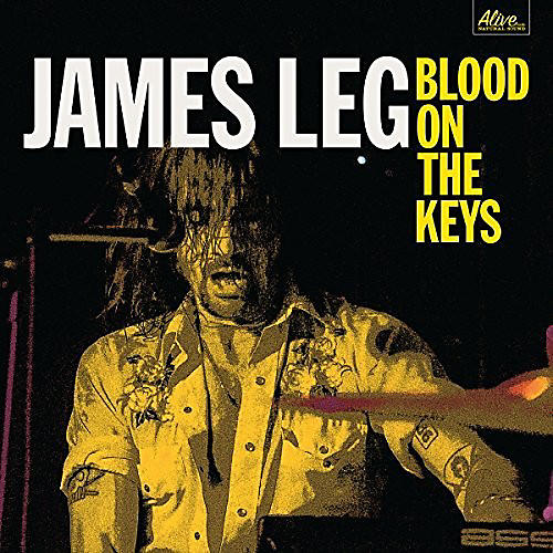 Alliance James Leg - Blood On The Keys