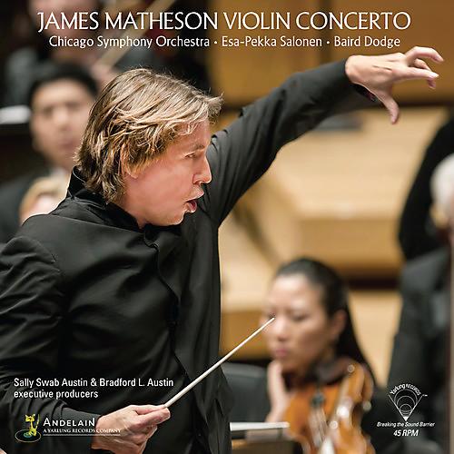 Alliance James Matheson: Violin Concerto