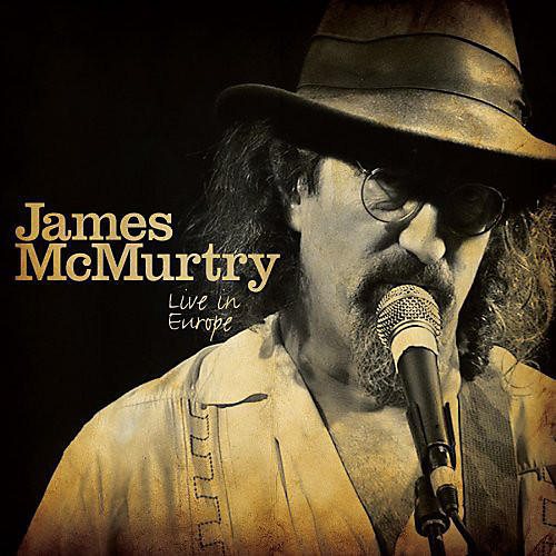 Alliance James McMurtry - Live In Europe [Bonus DVD] [With CD]