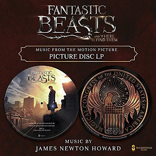 Alliance James Newton Howard - Fantastic Beasts And Where To Find Them