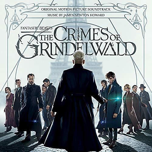 Alliance James Newton Howard - Fantastic Beasts: Crimes of Grindelwald (Original Motion Picture Soundtrack)