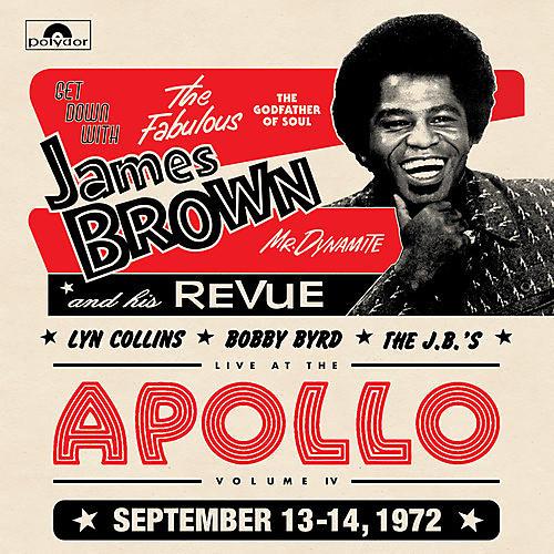 Alliance James Revue Brown - Live at the Apollo 1972