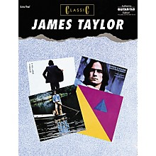 Alfred James Taylor Classic Guitar Tab Songbook
