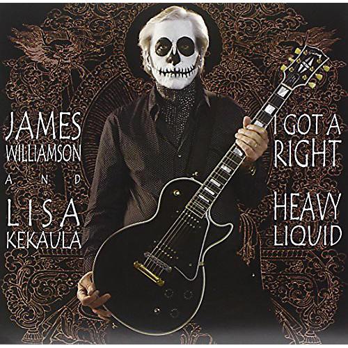 Alliance James Williamson - I Got a Right
