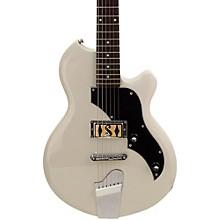 Jamesport Electric Guitar Antique White